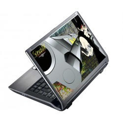 Soul Eater 01 laptopmatrica