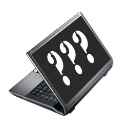 Egyedi laptopmatrica