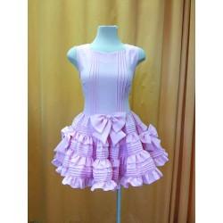 Rózsaszín Lolita ruha