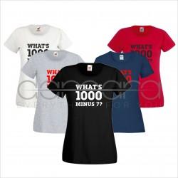 Waht is 1000