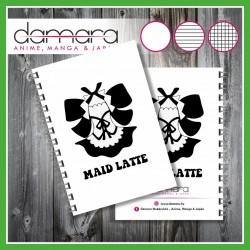 Maid Latte white