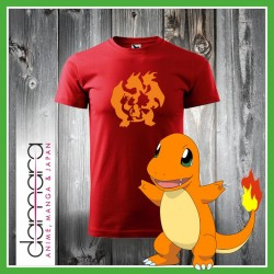 Charmander Evolution (Férfi)