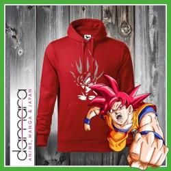Goku Silver