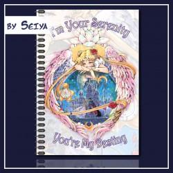Moondala New Serenity füzet
