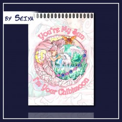 Moondala Chibiusa notesz