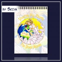 Moondala Serenity notesz