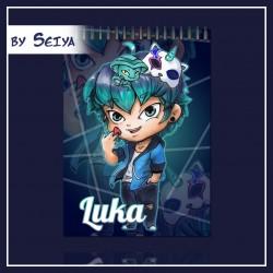 Mira - Luka notesz