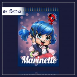 Mira - Marinette notesz
