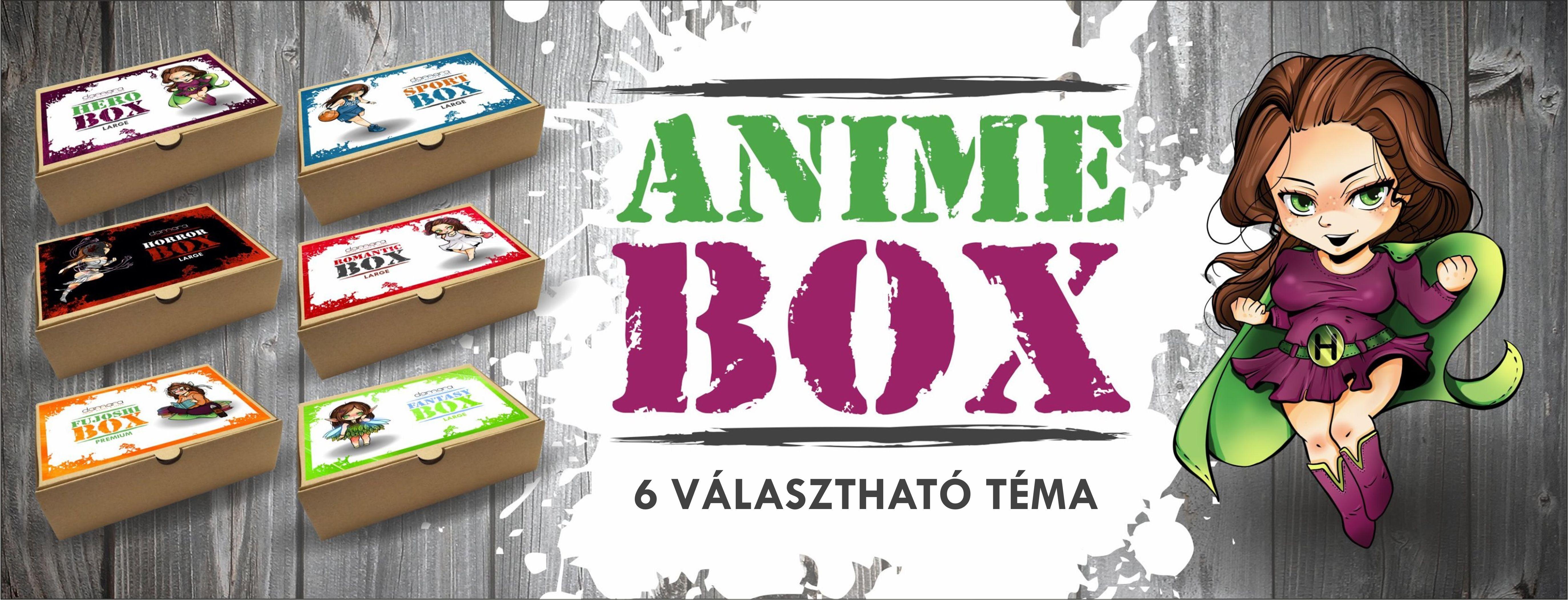 otaku BOX